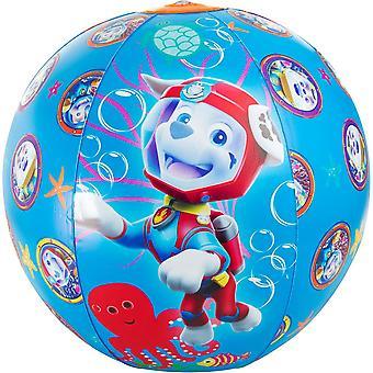 Paw Patrol Beach Ball Beach Ball Gonflable 45cm