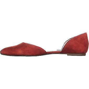 Negen West Women's Schoenen Starship Leather Pointed Toe Loafers