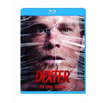 Dexter - Dexter: Complete Final Season [BLU-RAY] USA import
