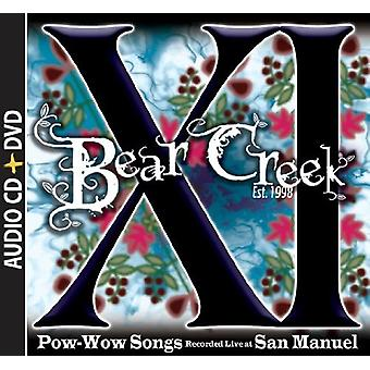 Bear Creek - Xi: Pow-Wow Songs Recorded Live at San Manuel [CD] USA import