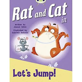 Rat and Cat in Let's Jump: Red C (KS1) (BUG CLUB)