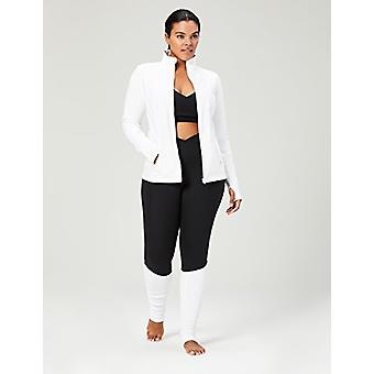 Core 10 Dame&Apos;s Ikon Serie - Ballerina Plus Size Montert Full-Zip Jakke,...