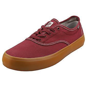 Element Passiph Mens Skate Trainers in Port Royal