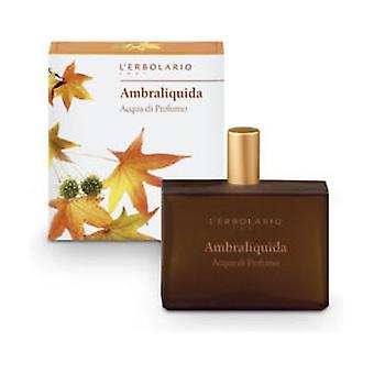 Ambraliquid Perfume Water 100 ml