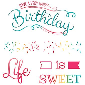 LDRS Creative Life es Sweet Clear Stamps