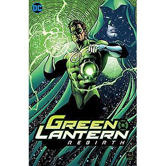 المصابيح الخضراء -- طبعة ديلوكس ولادة جديدة من قبل جيف جونز -- 9781401295271