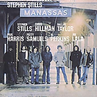 スティーヴン ・ スティルス - マナッサス [CD] USA 輸入