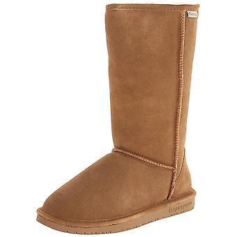 Bearpaw Womens EMMA TALL Closed Toe Mid-Calf Fashion Boots