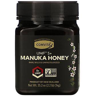 Comvita, Manuka Honey, UMF 5+, 2.2 lb (1 kg)