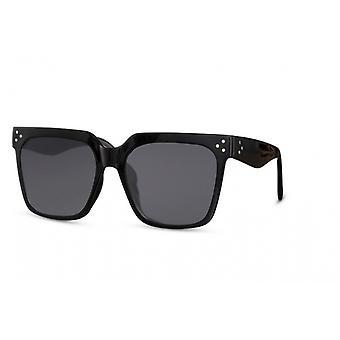 النظارات الشمسية المرأة بانتو كامل الحافة cat.3 أسود / أسود