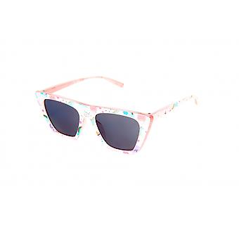 Sunglasses Girl Girls Pink/White (K-125)