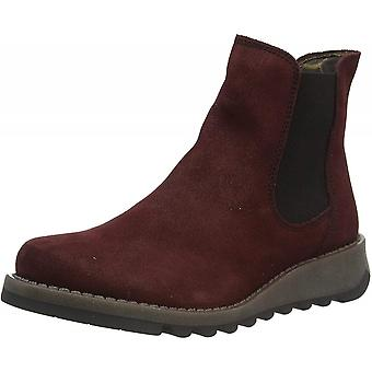 Fly London Salv Rug Leather Chelsea Ankle Boot