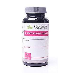 L-Glutathione reduces 30 capsules