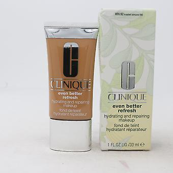 Clinique Even Better Refresh Hydrating And Repairing Makeup 1.0oz  New With Box