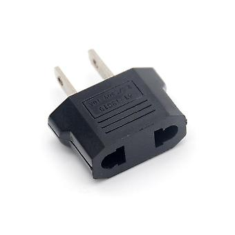 Euro Eu To Us Power Plug Adapter Converter