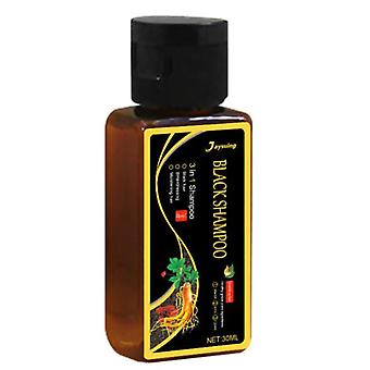 Luonnolliset yrttikarvat Tummennuksen ja hoidon shampoo