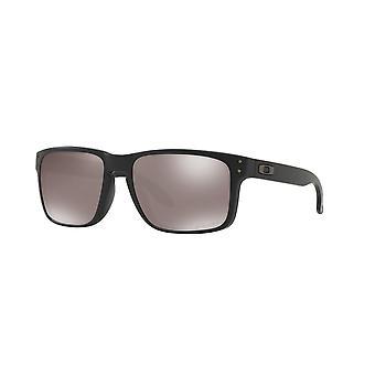 Oakley Holbrook OO9102 D6 Matte Black/Polarised Prizm Sunglasses