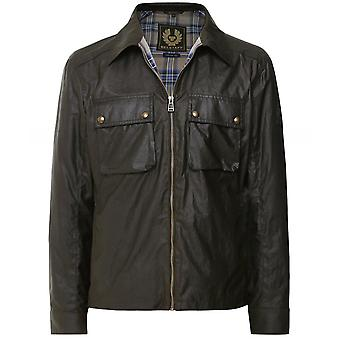 Belstaff Waxed Cotton Dunstall Jacket