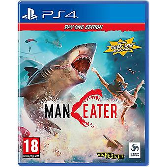 Maneater Day One Edition PS4 Game