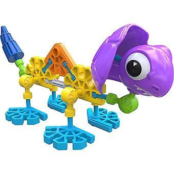 K'NEX Kid Dino Dudes Building Set (Model No. 85611)