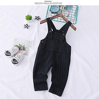 Childrens Plaid Overalls Pants & Jumpsuit For /