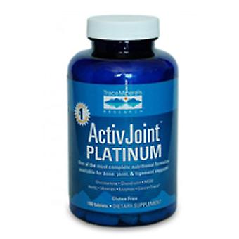 Trace Minerals Active Joint, Platinum 90 Tabs