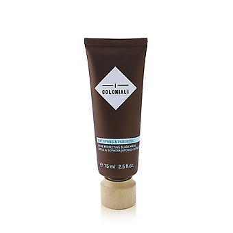 Mattifying & pureness pure perfecting black mask 253135 75ml/2.5oz