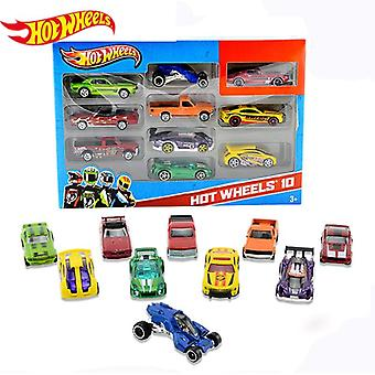 Track Mini Model Car -kids Toys For Children Diecast Brinquedos Birthday Gift