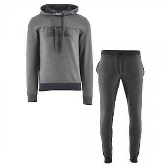 Emporio Armani Underwear Grey Hoody Tracksuit 111921 0A566