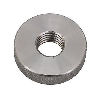 M12x30.2x8.1 Knurled Nut Flat Knurled Nut Knurled Thumb Round Nuts