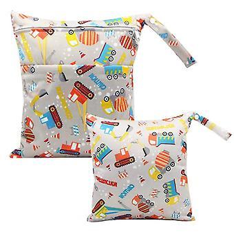 Baby Windel Windel Taschen für Kinderwagen, wasserdichte Mama Taschen für Neugeborene