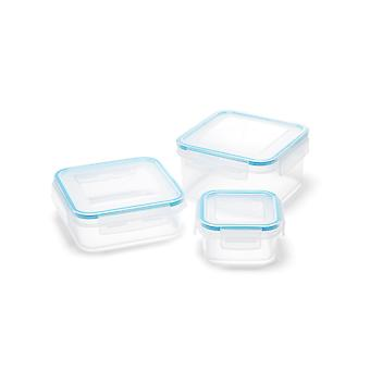 Addis Clip & Close Square 3 Piece Set 507914