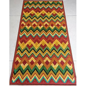 Anti-slip Small Carpet - Vintage Style Polyester Area Rug