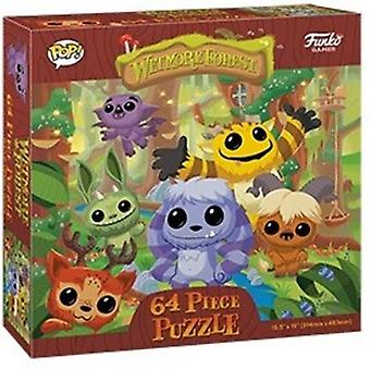 Wetmore Forest 64 Pc Puzzle USA tuonti