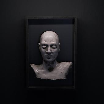 Serenity Half Frame - Wall Sculpture