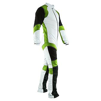 Skydiving freefly suit lime se-07