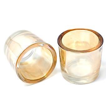 كأس زجاجي احتياطي لـ حامل شمعة Votive X 1