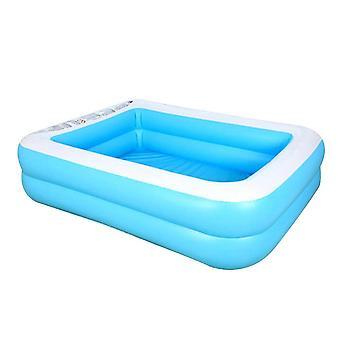 Puhallettava perhepeli kylpyamme/uima-allas