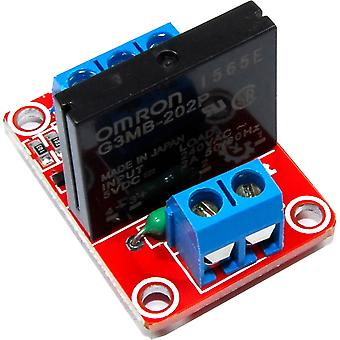 Keyes 5V 1  Channel Solid State Relay Module