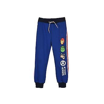 Boys ET1045 Marvel Avengers Trousers / Joggers Sweatpants