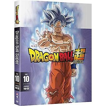 Dragon Ball Super: Deel Tien [DVD] USA import