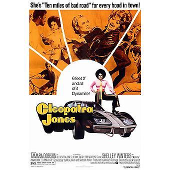 Cleopatra Jones film plakat (11 x 17)