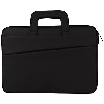 Universal Double Side Pockets Wearable Oxford Cloth Soft Handle Portable Laptop Tablet Bag, For 15.6 inch and Below Macbook, Samsung, Lenovo, Sony, DE