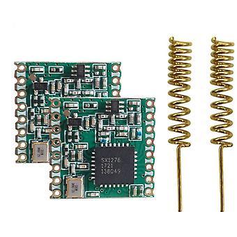 Lorawan Transceiver, Radio Communication, Receiver & Transmitter