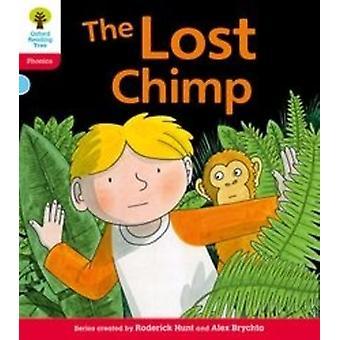 Oxford Reading Tree: Level 4: Floppy's Phonics Fiction. The Lost Chimp