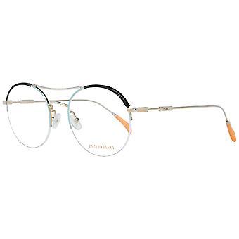Emilio Pucci Flerfarvede kvinder optiske rammer