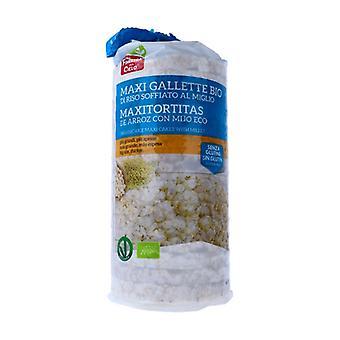 Bio Millet Rice Pancakes 200 g