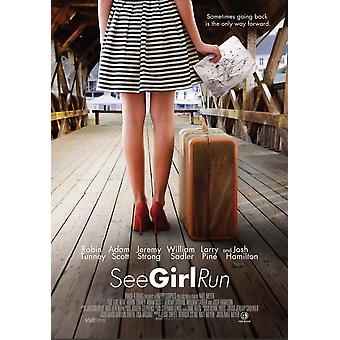 See Girl Run Movie Poster (11 x 17)