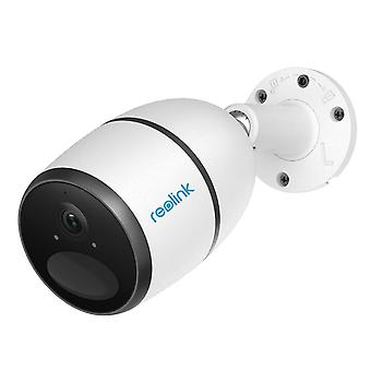 Reolink go 4g lte mobile security camera, 1080p wireless outdoor camera, rechargeable battery or sol