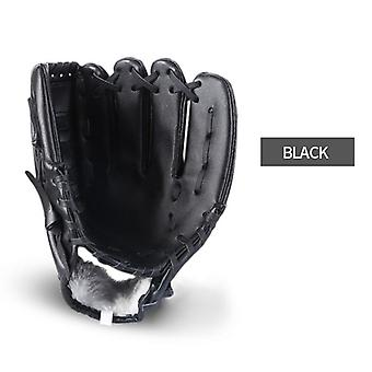Outdoor Sports Three Colors Baseball Glove Softball Practice Equipment Size